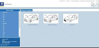 peugeot service repair manuals pdf free downloads