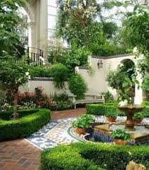 Backyard Planning Ideas Italian Courtyard Designs Italian Courtyard Gardenpuzzle