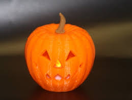 led pumpkin tea lights jack o lantern pumpkin with bottom opening for led tea light by