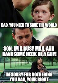 Handsome Man Meme - finding neverland meme imgflip