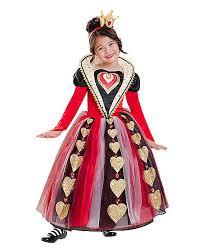Halloween Spirit Costumes Kids Kids Queen Hearts Costume Spirithalloween