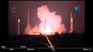 soyuz u launch moment progress ms 04 12 01 2016 youtube