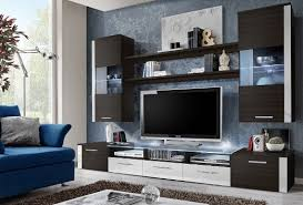 modern living room cabinets interior design