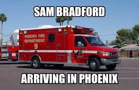 Sam Bradford Memes - i give him 3 games album on imgur