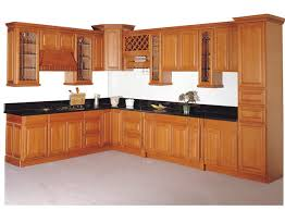Wood Kitchen Furniture Excellent Real Wood Kitchen Cabinets - Hardwood kitchen cabinets