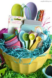 kitchen gift basket ideas 20 easter basket ideas easter gifts for and