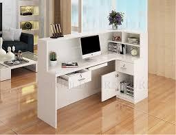 Hairdressing Reception Desk Wooden Reception Desksmall Salon Reception Desk Shop Counter Small