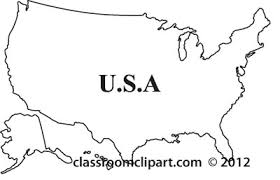 outline map of us clipart free us map clipart united states outline map 2 classroom clipart image