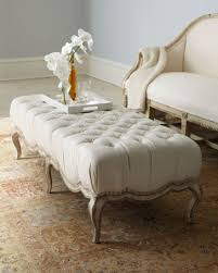 French Style Ottoman by The Bedroom Bench 18 Affordable French Style Ottomans