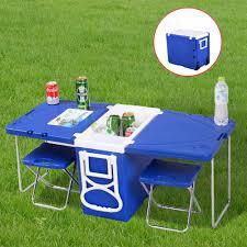 Cheap Camp Chairs Multi Funzione Di Rotolamento Di Raffreddamento Con Tavolo E 2