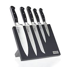 professional kitchen knives set ross henery professional 5piece premium stainless steel kitchen