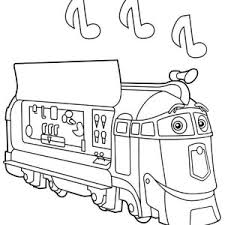 awesome brewster from chuggington coloring page awesome brewster