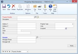 Property Management Excel Template Property Management Template For Extender Eone Solutions