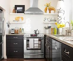 furniture for small kitchens best colors for small kitchens better homes gardens
