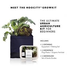 growkit the urban agriculture kit for beginners indiegogo