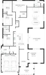 best single story floor plans single floor plans single storey floor plans best 5 bedroom 2 story