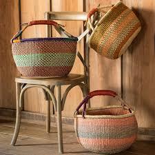 baskets u0026 trays home decor viva terra vivaterra