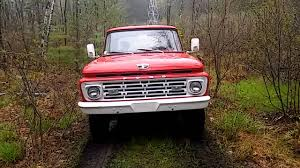1977 Ford Truck Mudding - 1963 ford f250 off road rock crawl mudding youtube