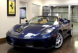 chrome ferrari f430 used 2009 ferrari f430 stock p3048a ultra luxury car from merlin