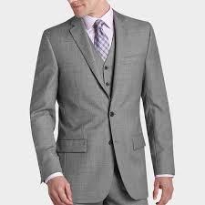 egara gray sharkskin slim fit suit separates coat men u0027s suit