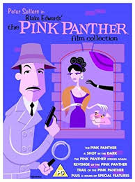 pink panther film collection dvd amazon uk peter