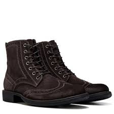 boots sale uk deals uk cheap eastland wing tip lace up mens brown dress boots
