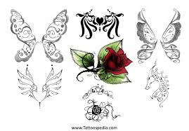 evil butterfly designs 8