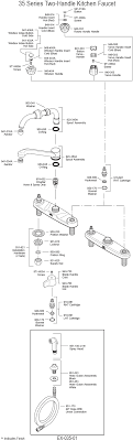 pfister kitchen faucet parts pfister kitchen faucet parts home and interior