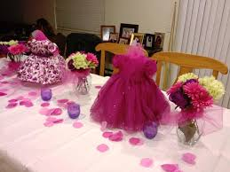baby shower table decoration ideas for girl bathroom great baby shower table decoration ideas for girl with