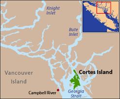 Cortes Island