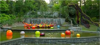 Atlanta Botanical Gardens Membership Discounts Chihuly In The Garden At The Atlanta Botanical Garden