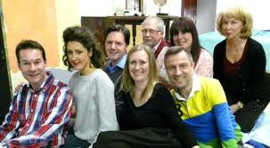 Alan Ayckbourn Bedroom Farce Counting Down To A Bedroom Farce Wharfedale Observer