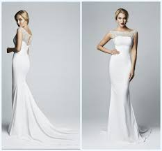 tight wedding dresses 2015 mermaid spandex tight maxi wedding dresses with cap sleeve