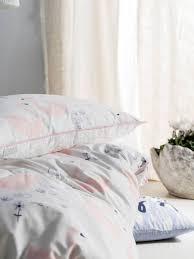 swan lake quilt cover set by marie claire mini