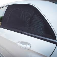 amazon com tfy universal car side window sun shade protects