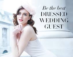 be the best dressed wedding guest lbd blog
