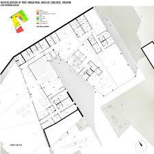 revitalisation of post industrial area of zablocie krakow