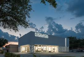 Home Design Showrooms Houston by Porcelanosa Creates A Krion Facade At Its New Houston Showroom