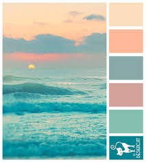 Peach Color Bedroom by Ocean Sun Teal Blue Tiffany Pink Peach Blush Designcat