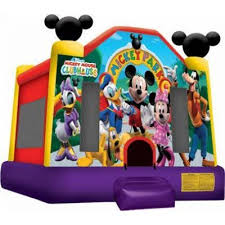 mickey mouse clubhouse bounce house micky and minnie mouse bounce house jumper rental vegas