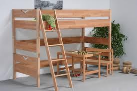 kinderbett mit treppe hochbett oliver kindermöbel jugendmöbel der möbelfabrik helmut