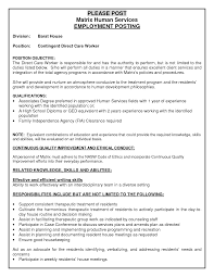 Sample Resume With 2 Years Experience by Personal Care Worker Resume Sample Resume For Your Job Application