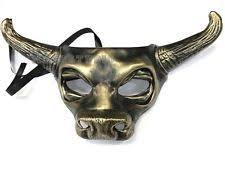 ox mask bull mask ebay