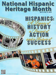 national hispanic heritage month 2014 article the united