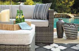 Glides For Patio Furniture by Patio Furniture Castelle Patio Furniturec2a0 Monterey Sofa Pride