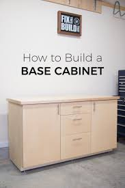 best 25 diy cabinets ideas on pinterest diy kitchen cabinets how to build a base cabinet with drawers