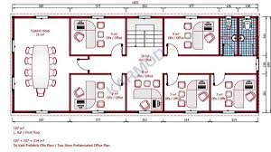 Floor Plans For Commercial Buildings by 214 M Prefab Modular Office Model Plans Details Karmod