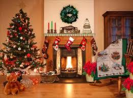 christmas fireplace decorations lovetoknow