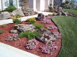 Rock Garden Designs For Front Yards Rock Garden Designs Front Yard