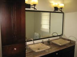 custom mirrors for bathrooms custom glass mirrors